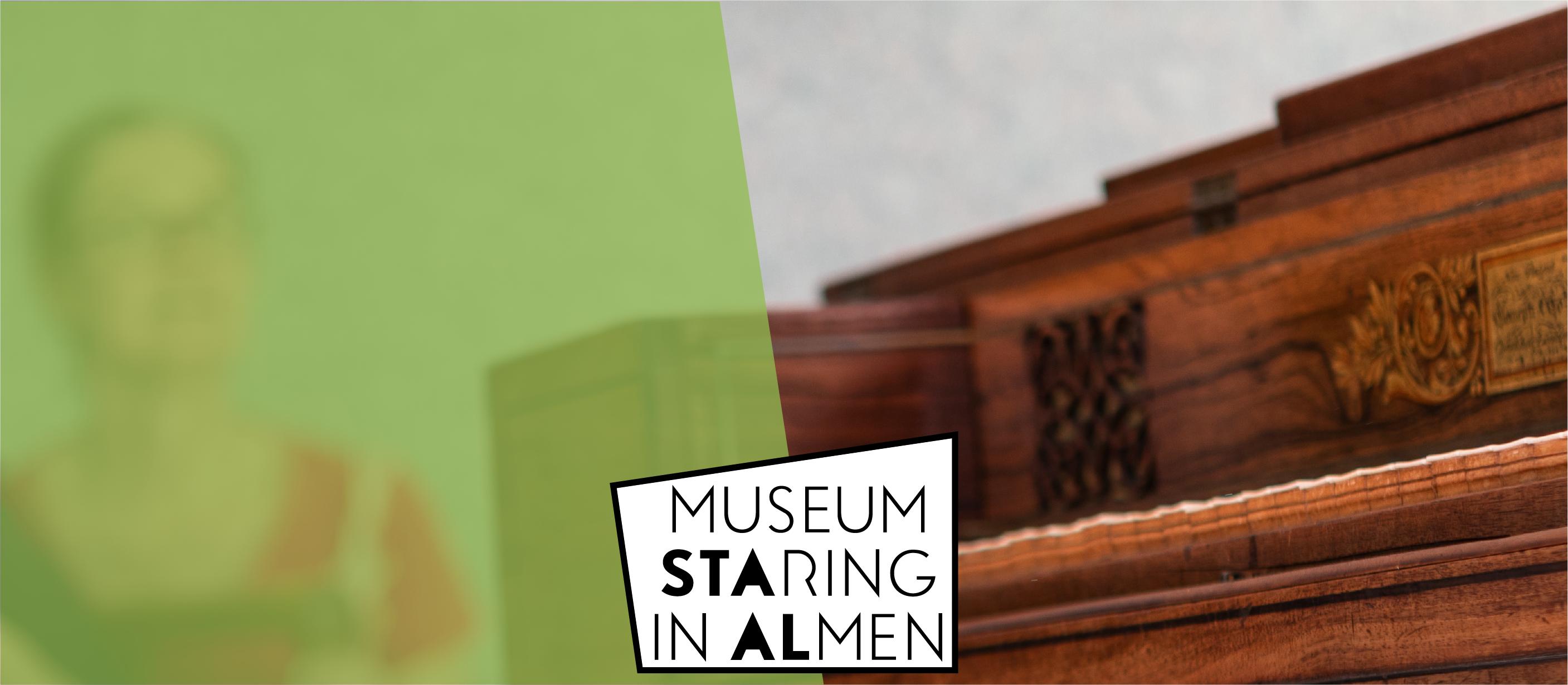 Museum STAAL muzieksalon