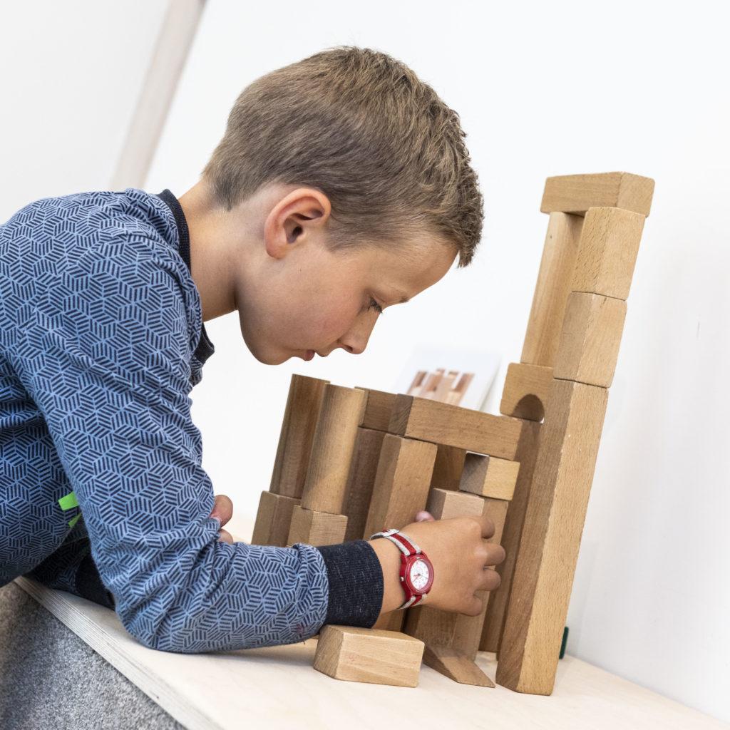 Museum STAAL kinderen