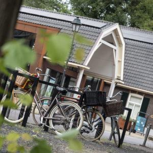 Op de fiets naar museum STAAL