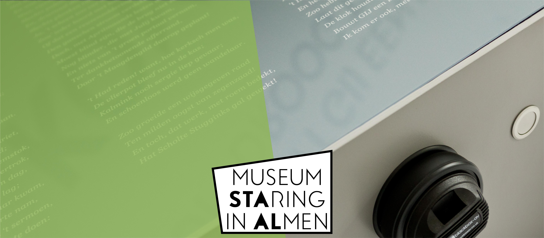 Museum STAAL gedichten